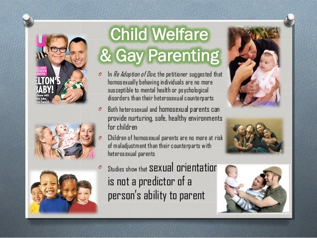 Heterosexual adoption