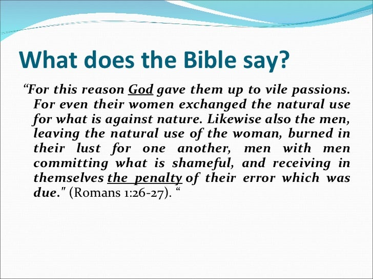 Where in the bible does it talk about sex