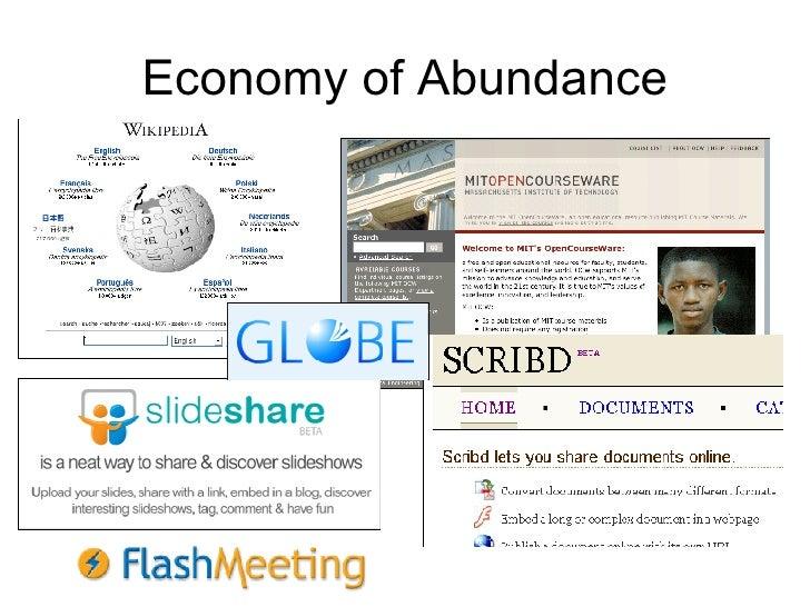 Economy of Abundance