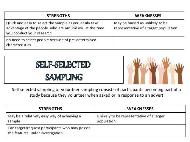 Sampling in psychology