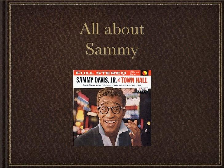 All about Sammy