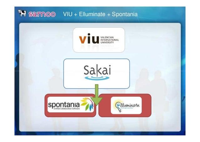 VIU + Elluminate + Spontania