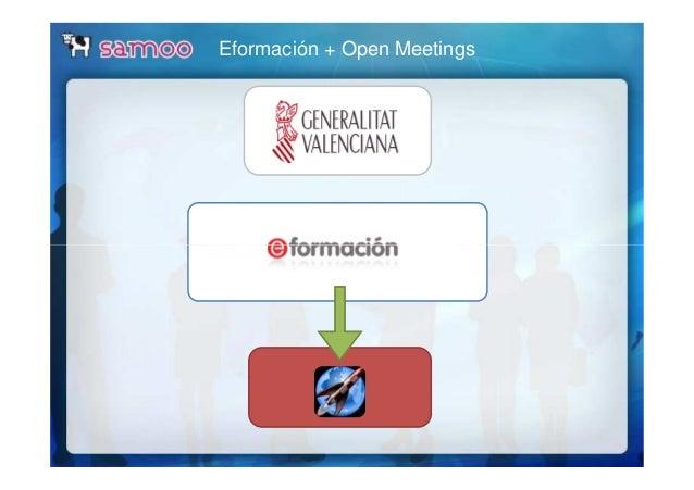 Eformación + Open Meetings