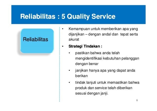 Materi Training Service Excellence