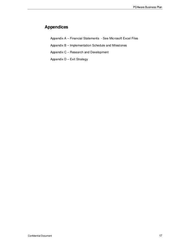 sample business plan for community development