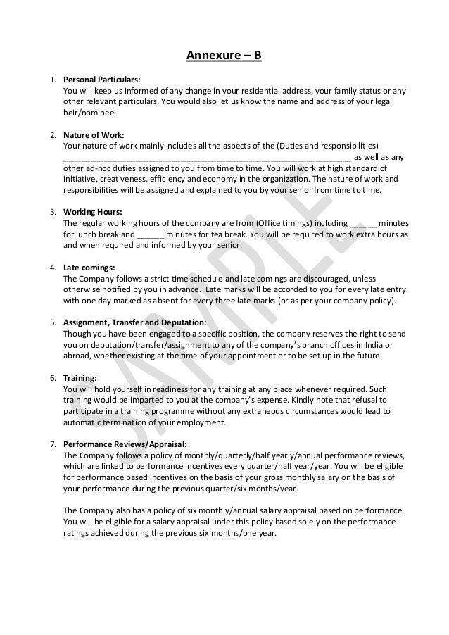 Hrguide sample job offer letter 3 spiritdancerdesigns Choice Image