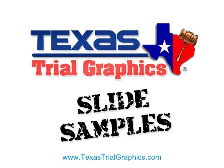 www.TexasTrialGraphics.com