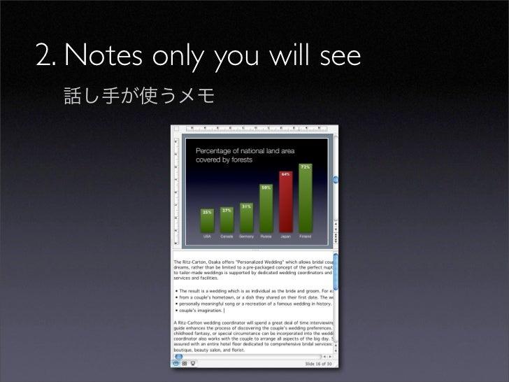 Slides   Notes   Handout