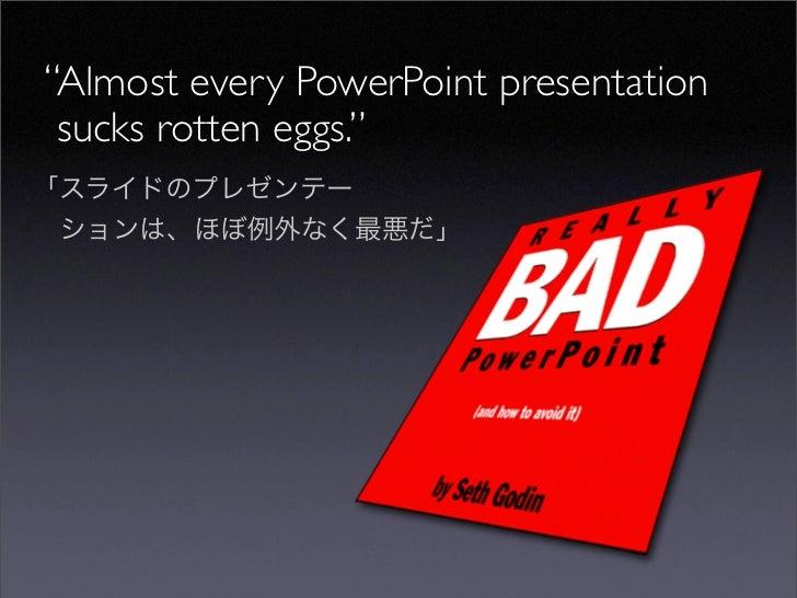PowerPoint Culture   Concrete tips & advice     1      2                3               4                       • Preparat...