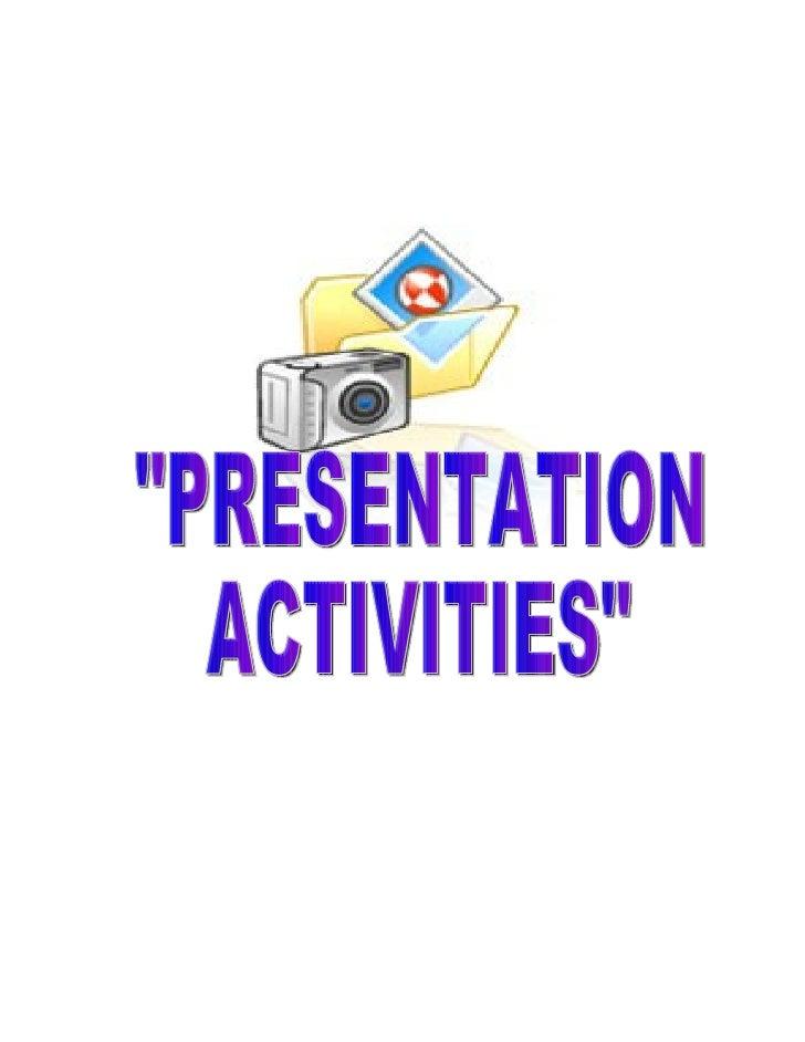 Sample   Title Presentation