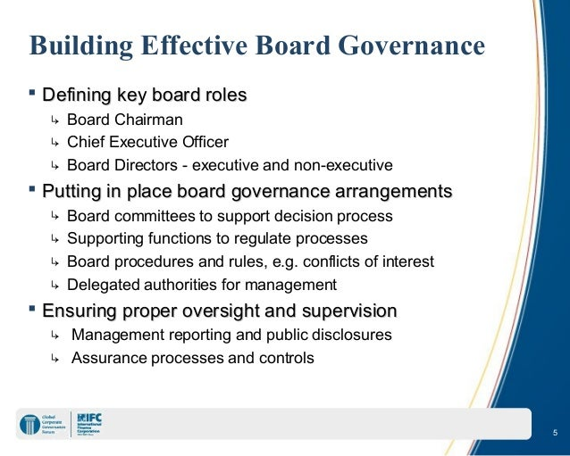 how to run an executive board meeting