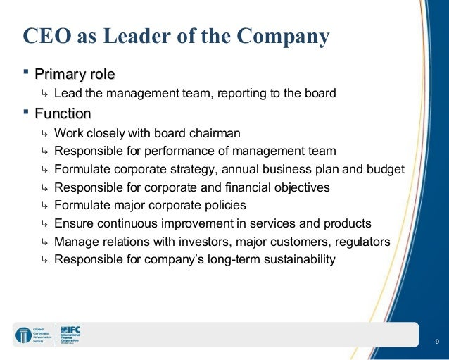Board Of Directors Template. financial statement template. sample ...