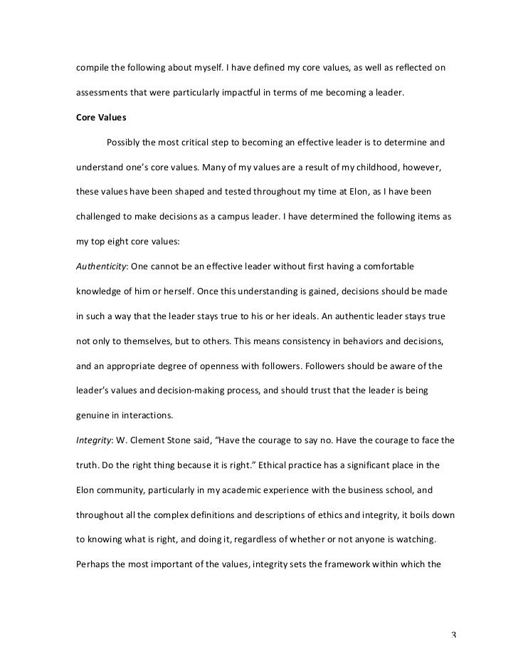Personal philosophy essay examples essays on personality