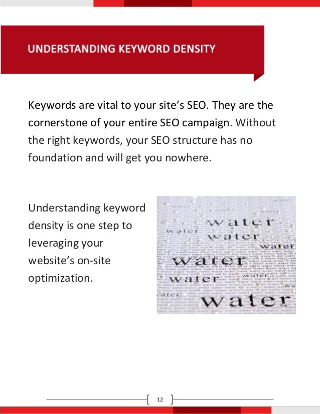 Keywords are vital to your site's SEO. They are thecornerstone of your entire SEO campaign. Withoutthe right keywords, you...