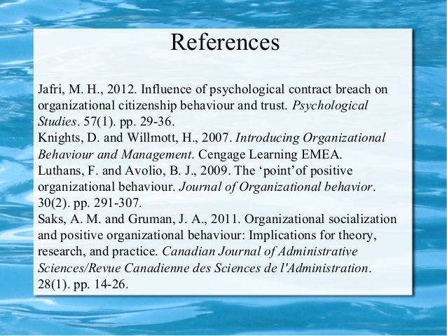 introducing organizational behaviour and management knights willmott 2012 pdf