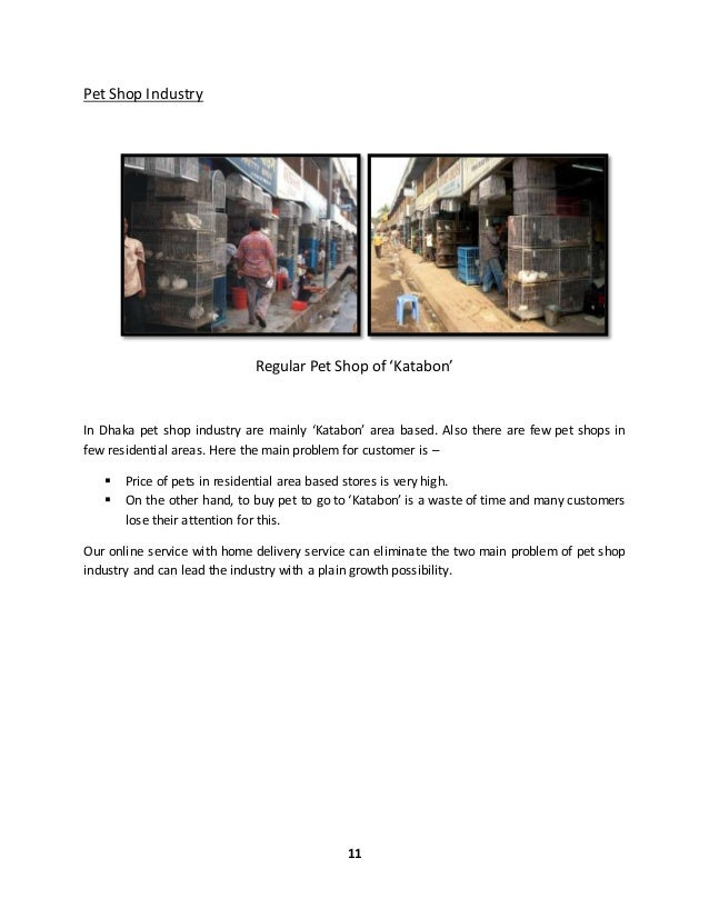 business plan of a pet shop A sound business plan can help any budding entrepreneur lay the groundwork for a successful store.