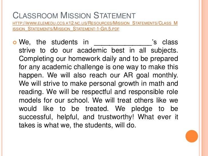 Sample Mission Statement Acurnamedia