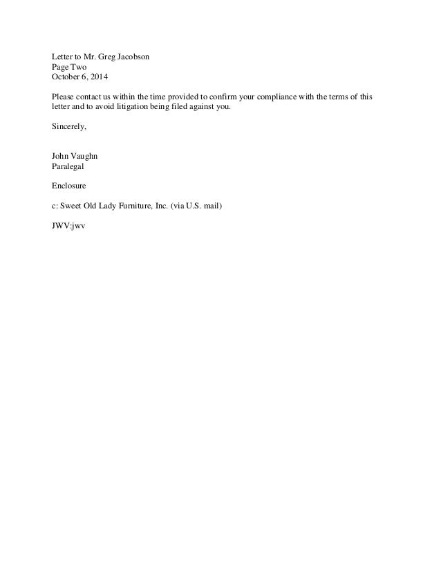 Business Letter Examples On Azz Cardfile. Collection Letters