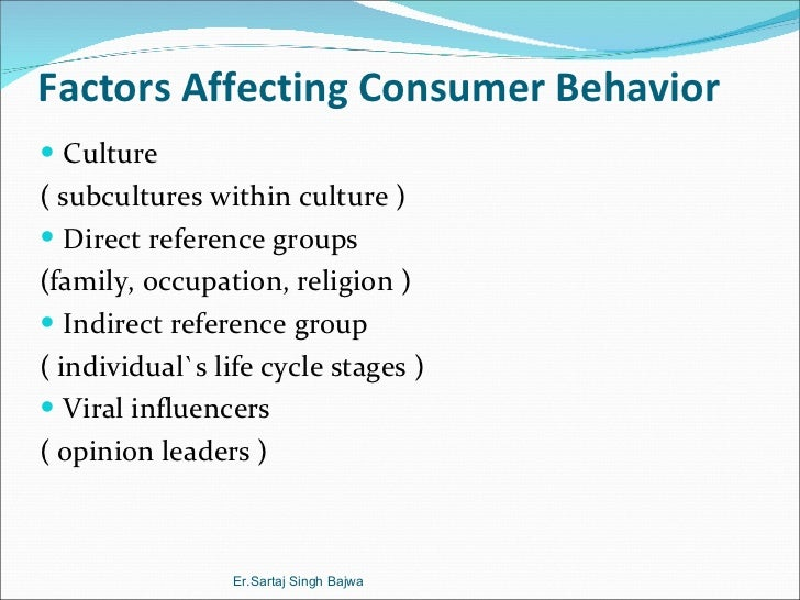 consumer behavior interview examples Behavioral-based interviewing is grounded in the theory that the most accurate predictor of future performance is past performance in a similar situation with this type of approach, also known as.