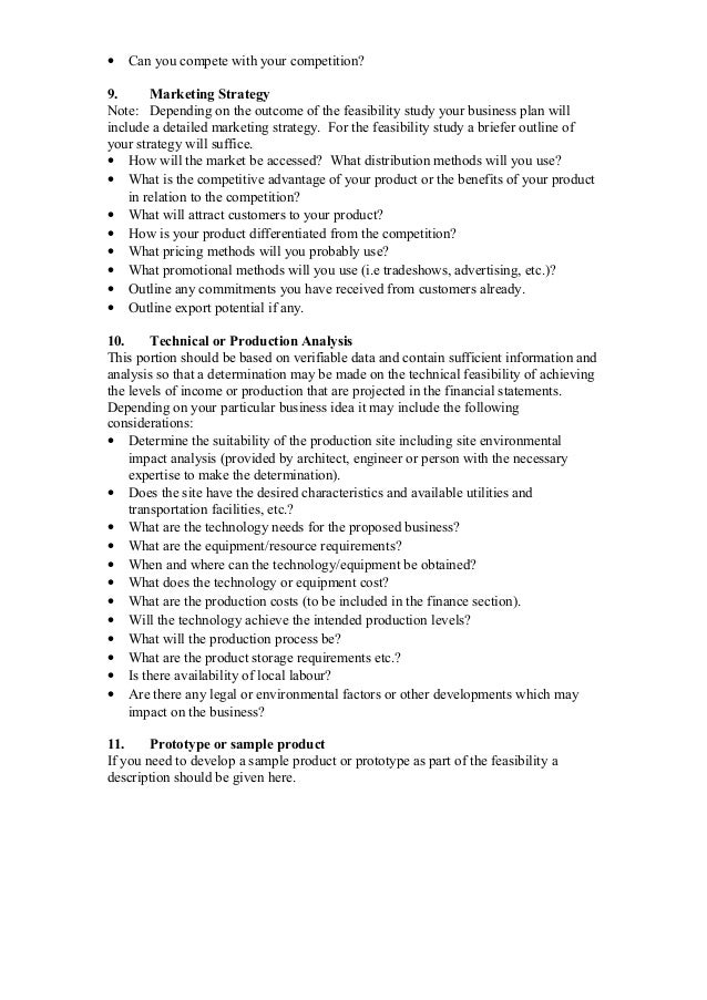 sample contents of feasibility study 9 feasibility report examples a feasibility report is a document that details the study of the profitability, feasibility, effectiveness of a proposed.