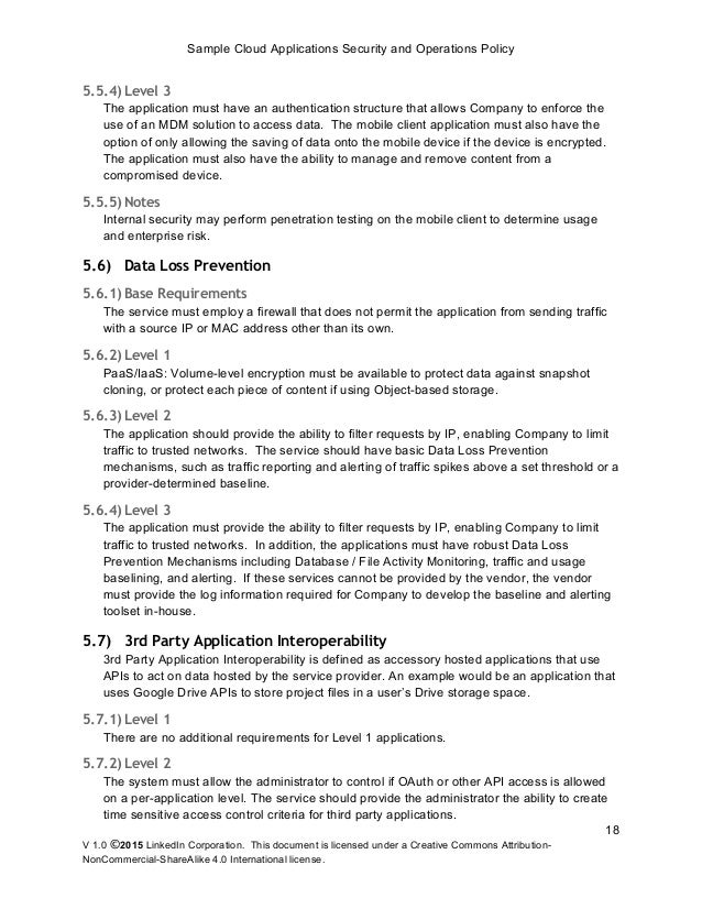 sample vendor application