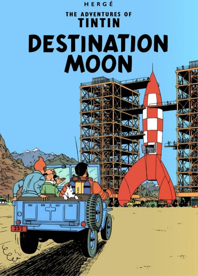 Destination Of The Moon