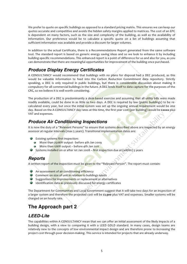 Energy Saving Report Template 28 Images Sle Energy Saving
