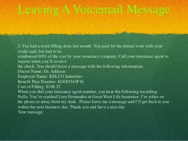 Sample esl lessonhenson2013 your message 10 leaving a voicemail m4hsunfo
