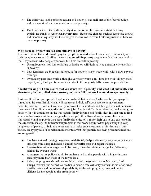 Poverty essay aotf dissertation research grant program