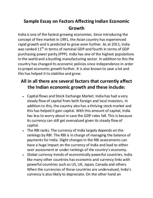 https://image.slidesharecdn.com/sampleessayonfactorsaffectingindianeconomicgrowth-150528071616-lva1-app6891/95/sample-essay-on-factors-affecting-indian-economic-growth-1-638.jpg?cb\u003d1432797397