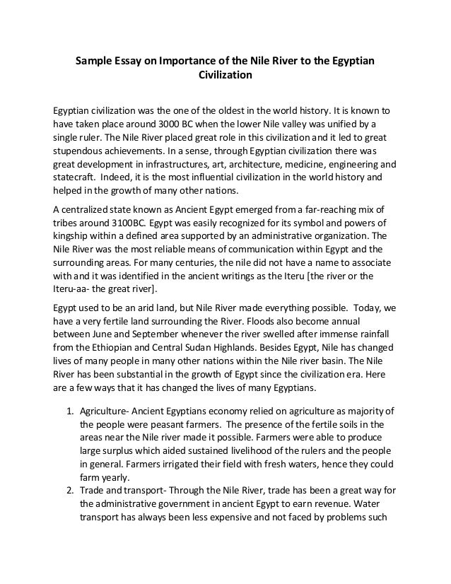 civilization essay  ian civilization essay