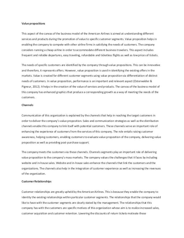 proposition essay