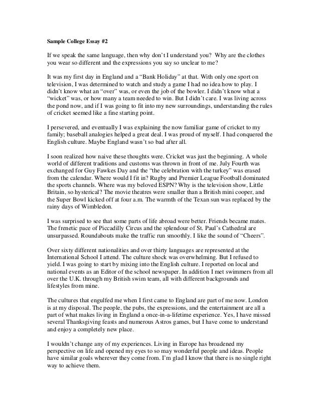 worst college essay Disclaimer: this essay has been submitted by a student this is not an example of the work written by our professional essay writers you can view samples of our professional work here any opinions, findings, conclusions or recommendations expressed in this material are those of the authors and do.