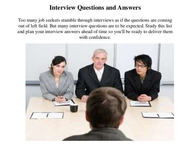 Sample interview questions and answers for assistant principal