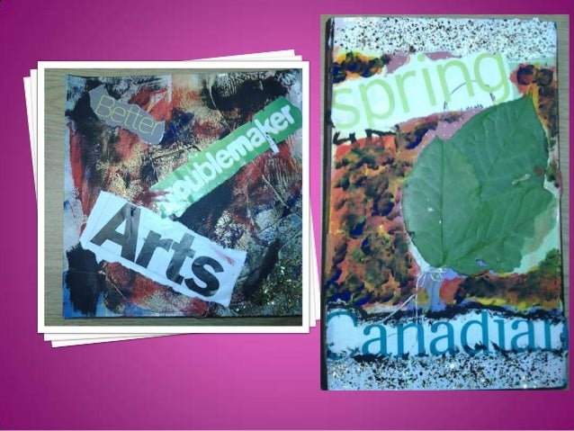 Sample journal covers 2013