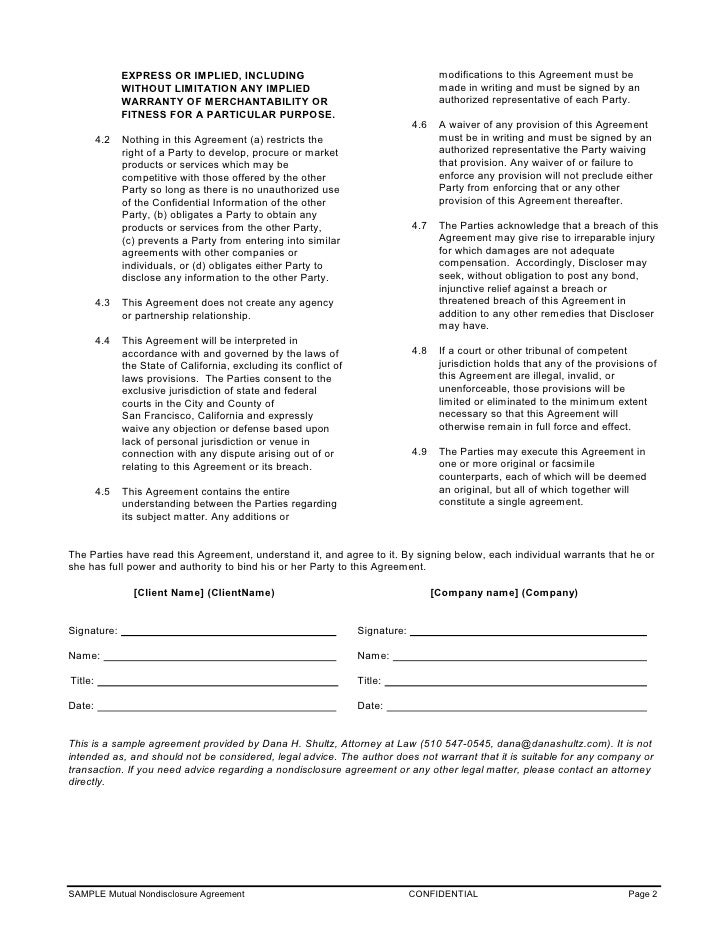 Doc580826 Mutual Agreement Contract Sample Sample Mutual – Mutual Agreement Contract Sample