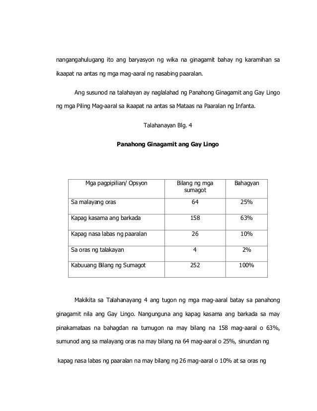 1408 (Dept. of Chemistry) SILABUS NG KURSO KAGAWARAN