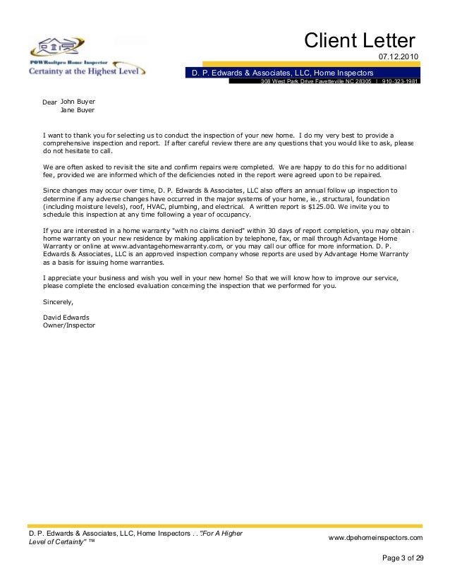 Water Leak Sample Letter To Water Company
