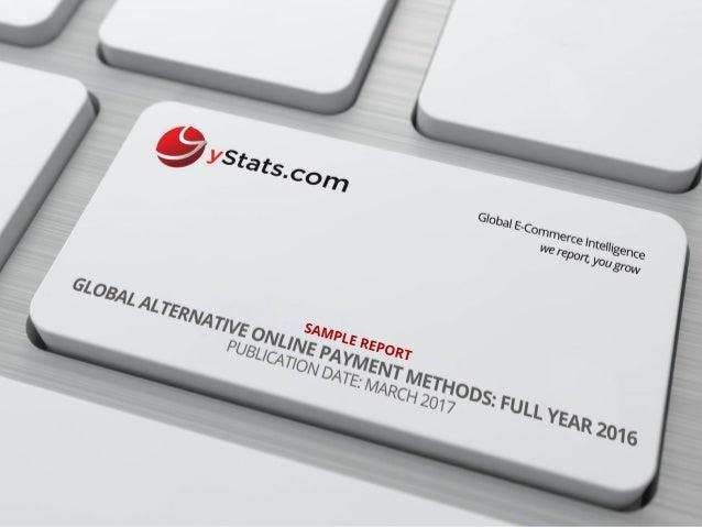 Sample report global alternative online payment methods full year 2 kg 22765 hamburg germany reheart Images