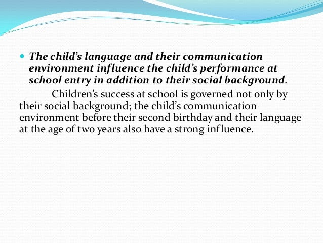 the role of an early childhood practitioner in secondary language acquisition Form and process in professional development for early childhood practitioners understanding what is involved in practitioners' acquisition of knowledge and skill, and changes in disposition and practice, requires efforts to uncover underlying aspects of both the form and process, as well as their interactions and the various mediators and moderators that influence their effects.