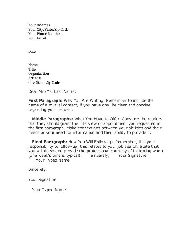Sample resignation letter 1 – Letter Format of Resignation