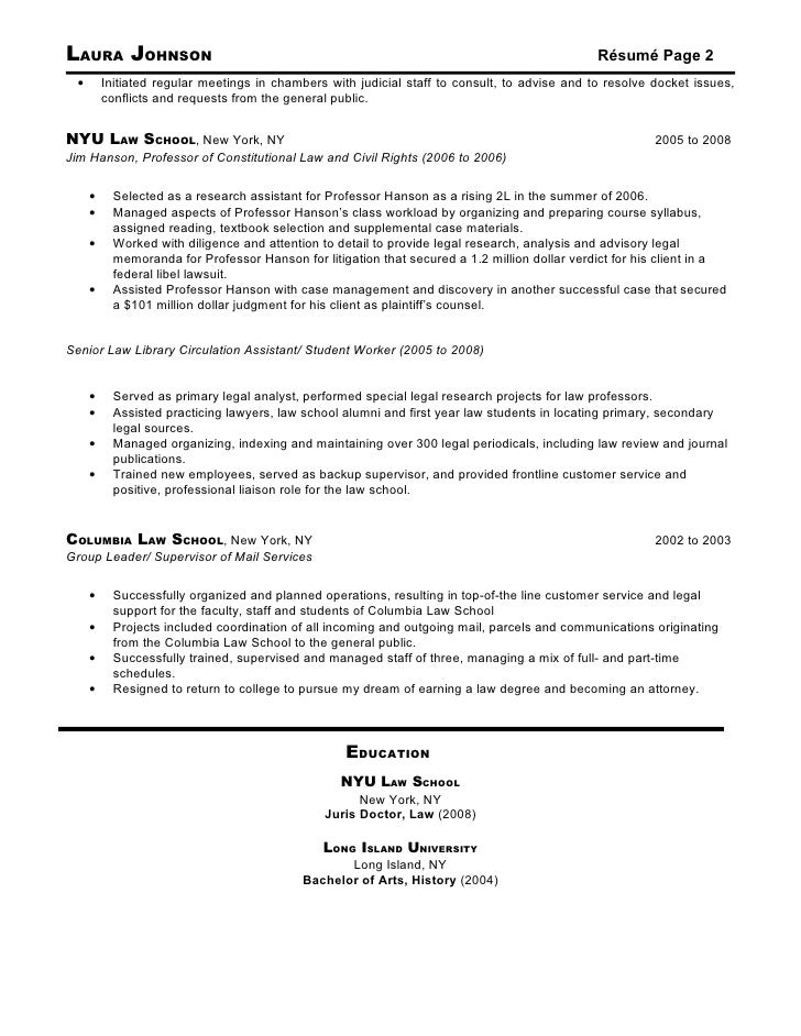 resume for law school examples law school sample resume Legal     Sample Resume  Legal Resume Bar Passed Attorney Client