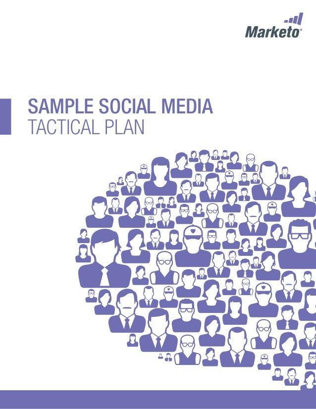 SAMPLE social mediatactical plan