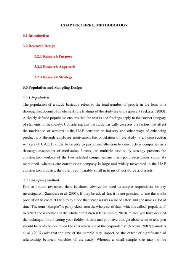 respondents of the study in methodology thesis Phd thesis 45 chapter 3 research methodology this chapter details out the research methodology for the present study respondents indicated no effect with.
