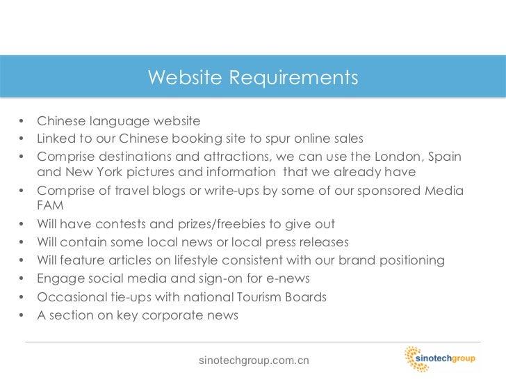 Website Sample Proposal Dec 2010; 2. Website ... Images