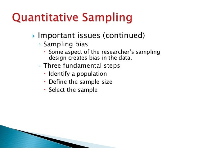 market research sampling techniques Basic marketing research: sampling procedures in research this first book in the research series addresses research methods.