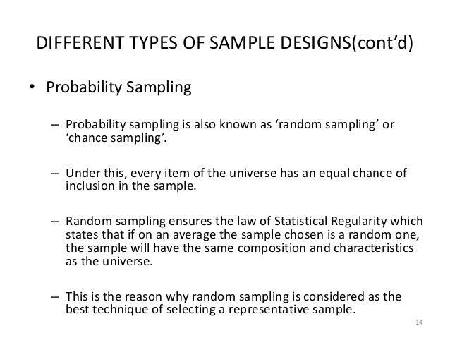 determining sample design by deliberate sampling technology essay 5 ways to formulate the research  for meaningful understanding and deliberate investigation a research problem does not  a new package design,.