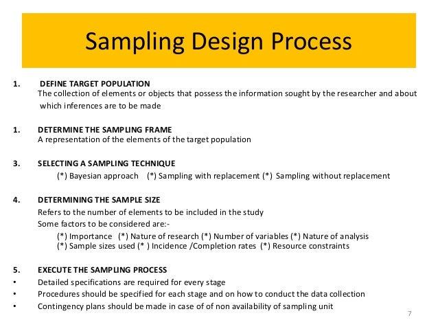sampling techniques pdf