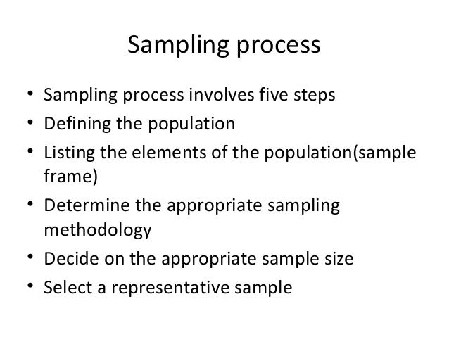 sampling techniques in research Covers survey sampling methods describes probability and non-probability samples, from convenience samples to multistage random samples includes free video.
