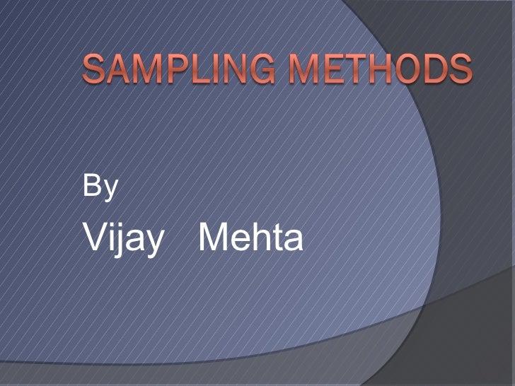 ByVijay Mehta